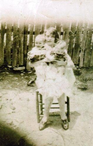 Dora (Brewster) & Stella Bailey