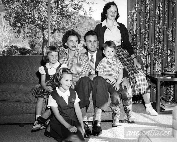 Jan Clayton Family