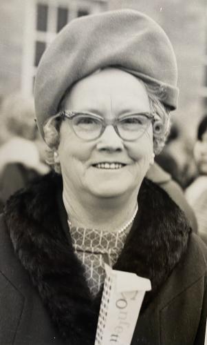 Dorothy Esmeralda Hodgson McFeat