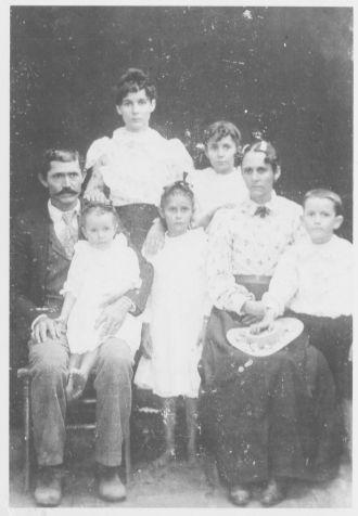 John Carl Vincent & family