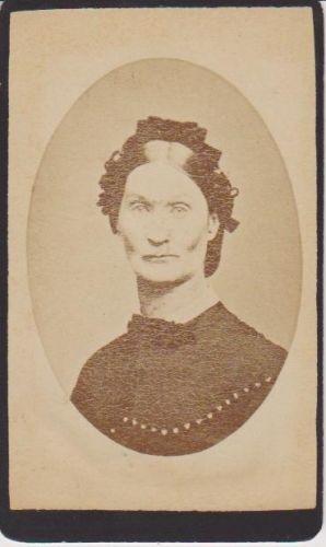 Sarah Farnham (Peet) Meacham, Wisconsin