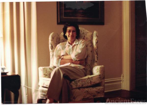 Florence Edna Duvall Buchanan - Foster