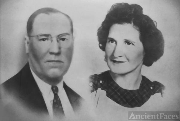 Helen and Irk Potts