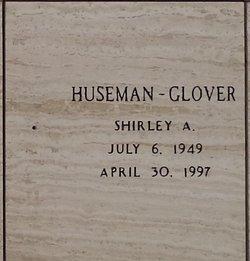Shirley Ann Huseman-Glover