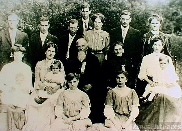 The John R Shaffer Family