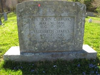 Rev. John C. Sparks