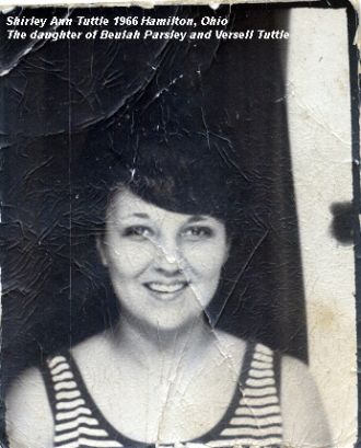 Shirley Ann Tuttle