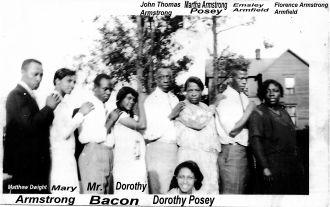 Armstrong, Posey, Bacon & Armfield, Ohio