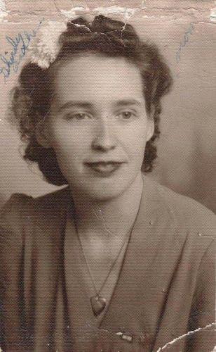 Shirley Irene (Estell) Asche