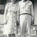 Marie Fay (Amelang) and Wilbur Louis Boas