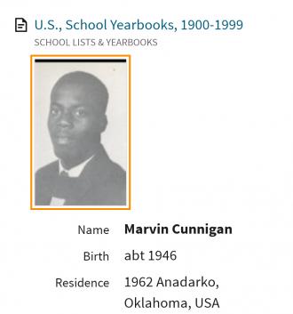 Marvin Cunnigan