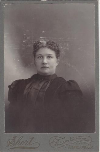 2nd Great Aunt Nancy