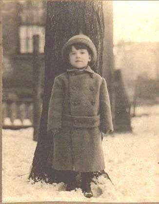 Anton Szabo, Age 5