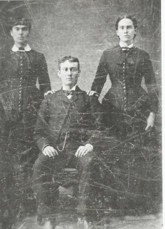 Annie E. Carl, Wm Feth, & Sarah B. Fe