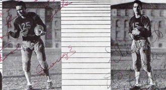 1932 Football Team - Galileo High School