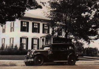 McMillan Homestead, 1926