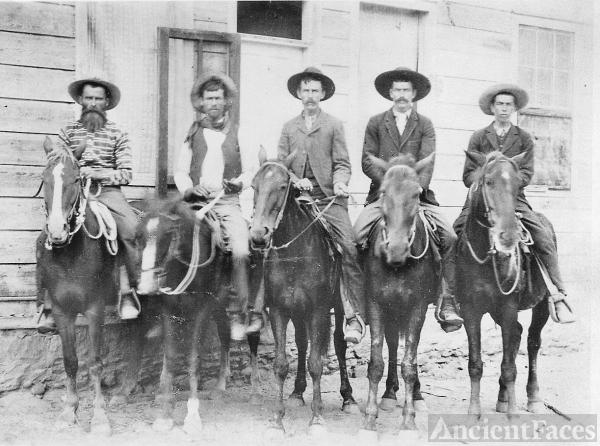 Robert & Orson Stewart, AZ 1913
