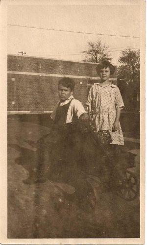 Unknown children, Michigan