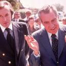 David Paradine Frost and Richard Nixon