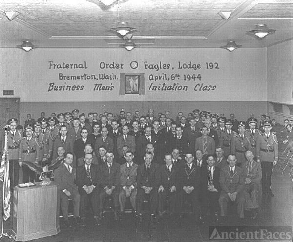 Eagles Lodge 192, Bremerton WA