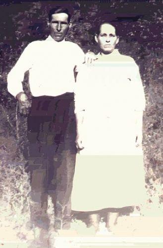 George W & Isabela Means Hudson, West Virginia