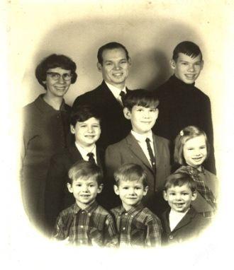 Morton Family Portrait