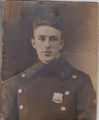 NYPD John Elmer Mason 1922