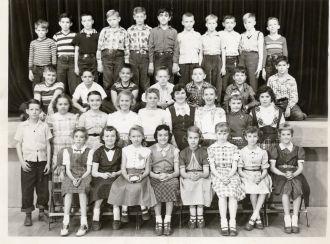 Lincoln School, Illinois Fifth Grade
