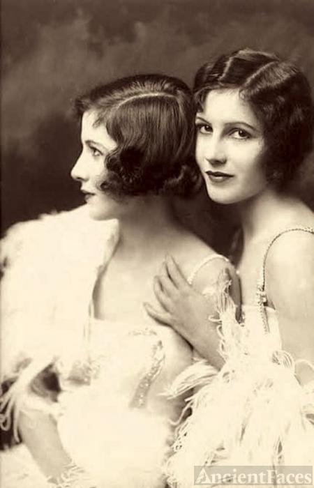 Fairbanks sisters
