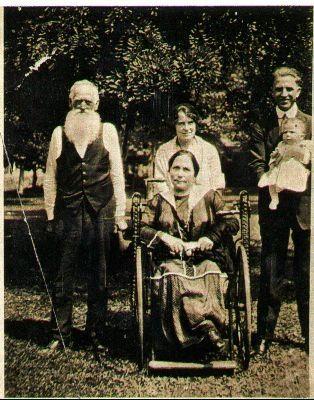 Lewis Vannest Family