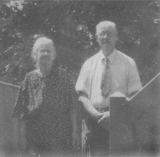 Hannah & William Gorham Baker, Massachusetts