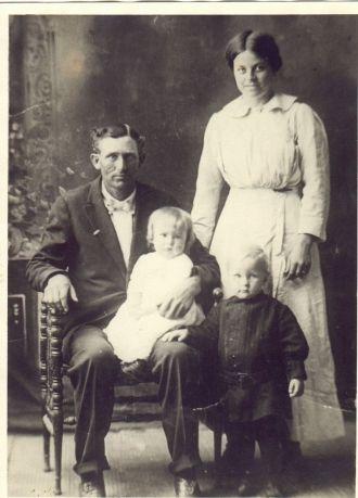 Family of Henry Lafayette Bull