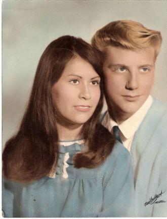 Leon L. Johnson & Cythnia Salaz
