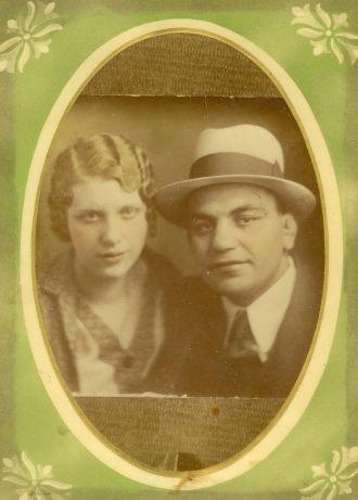 Thelma Barnes & John Dill