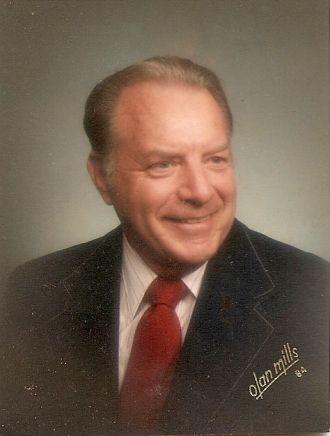 A photo of Lawrence Calvert Putgenter
