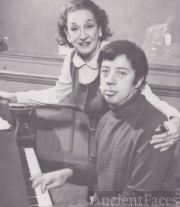 Dorothy Fields & Cy Coleman