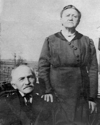 William MacKinnon,Mary Forrest MacKinnon,Boston