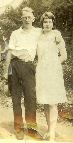 my grandparents,Leonard and Charlotte Dolfinger Richter