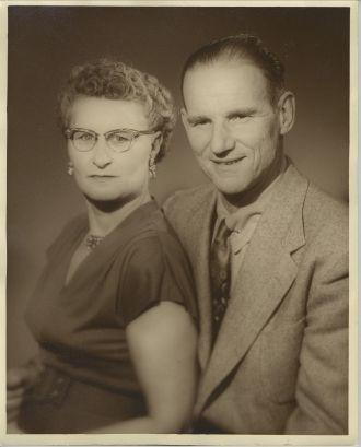 Gladys & Wally