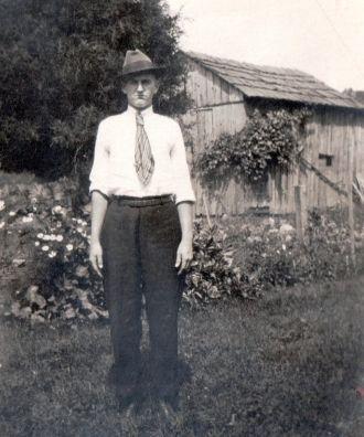Rufus Lee Ackley, Ohio