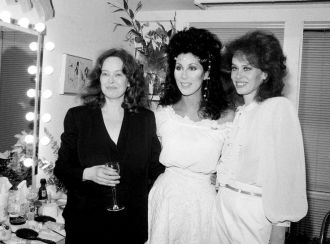 Sandy Dennis, Cher, Karen Black