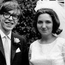 Stephen and Jane (Wilde) Hawking