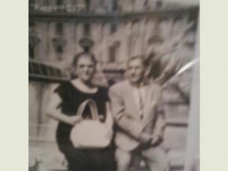Generoso  and Filomena Sarnelli
