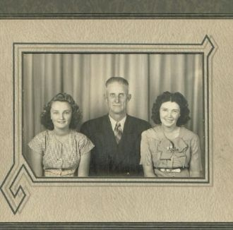 Billie Clevenger, V.E. & Nina Hudson, MO