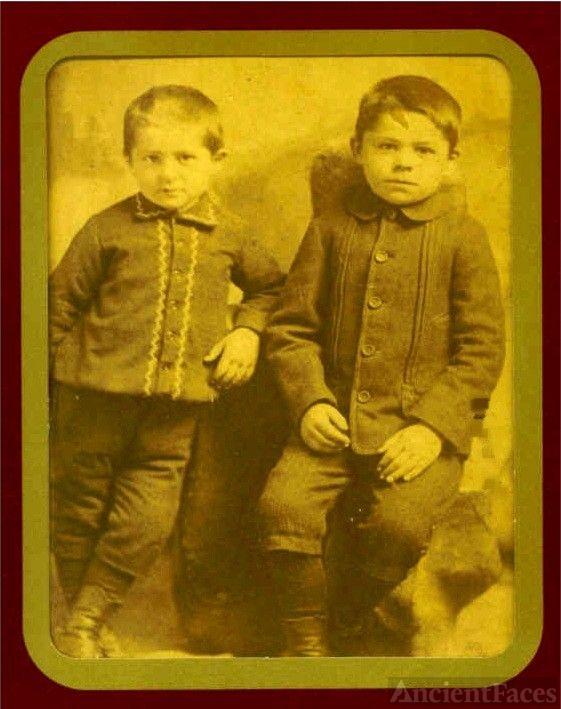 PA. Ellsworth Children