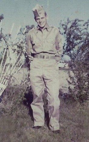 Albert Thomas Turley, Army