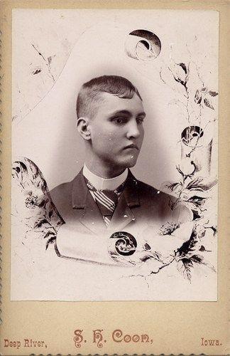 Roscoe Workman Nesmith, 1890