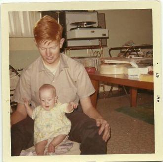 Jerry & Sheri Lewis, 1967