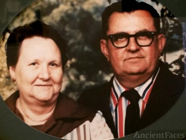 Myrtle and James W Durden