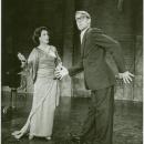 Kitty Carlisle Hart with Lara Teeter